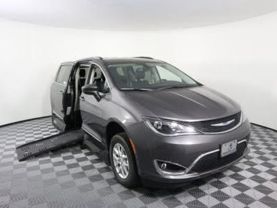 New Wheelchair Van for Sale - 2020 Chrysler Pacifica Touring L Wheelchair Accessible Van VIN: 2C4RC1BG5LR112866