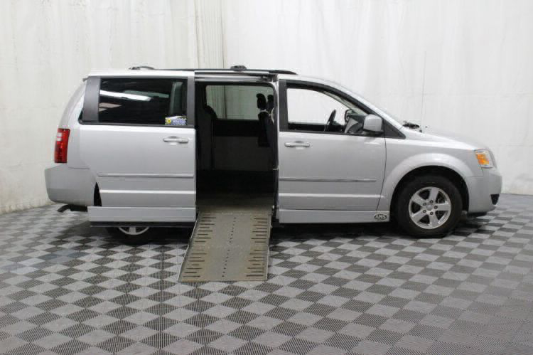 2010 Dodge Grand Caravan SXT Wheelchair Van For Sale #2