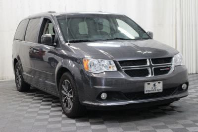 Handicap Van for Sale - 2017 Dodge Grand Caravan SXT Wheelchair Accessible Van VIN: 2C4RDGCG8HR573890