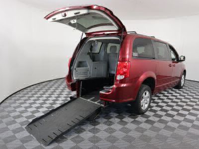 Used Wheelchair Van for Sale - 2011 Dodge Grand Caravan Mainstreet Wheelchair Accessible Van VIN: 2D4RN3DG3BR721703