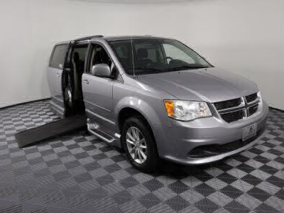Used Wheelchair Van for Sale - 2014 Dodge Grand Caravan SXT Wheelchair Accessible Van VIN: 2C4RDGCG6ER155081