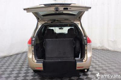 2011 Toyota Sienna Wheelchair Van For Sale -- Thumb #5