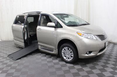 Commercial Wheelchair Vans for Sale - 2017 Toyota Sienna XLE ADA Compliant Vehicle VIN: 5TDYZ3DC0HS894069