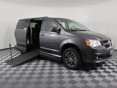 Used Wheelchair Van for Sale - 2017 Dodge Grand Caravan SXT Wheelchair Accessible Van VIN: 2C4RDGCG6HR671266