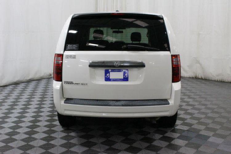 2008 Dodge Grand Caravan SXT Wheelchair Van For Sale #13