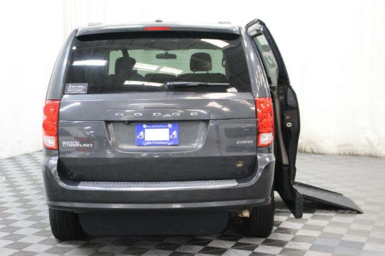 2011 Dodge Grand Caravan Crew Wheelchair Van For Sale #4