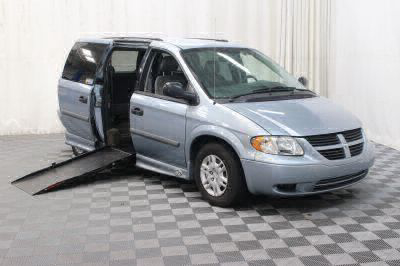 Used Wheelchair Van for Sale - 2005 Dodge Grand Caravan SE Wheelchair Accessible Van VIN: 1D4GP24R05B258970