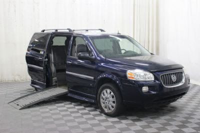 Used Wheelchair Van for Sale - 2007 Buick Terraza CXL Wheelchair Accessible Van VIN: 4GLDV13W57D209468