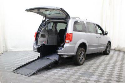 Commercial Wheelchair Vans for Sale - 2017 Dodge Grand Caravan SXT ADA Compliant Vehicle VIN: 2C4RDGCG7HR863960
