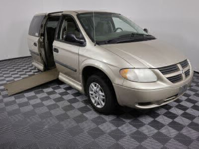 Used Wheelchair Van for Sale - 2006 Dodge Grand Caravan SE Wheelchair Accessible Van VIN: 1D4GP24R16B509223