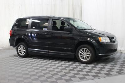 Handicap Van for Sale - 2016 Dodge Grand Caravan SXT Wheelchair Accessible Van VIN: 2C4RDGCG4GR274508