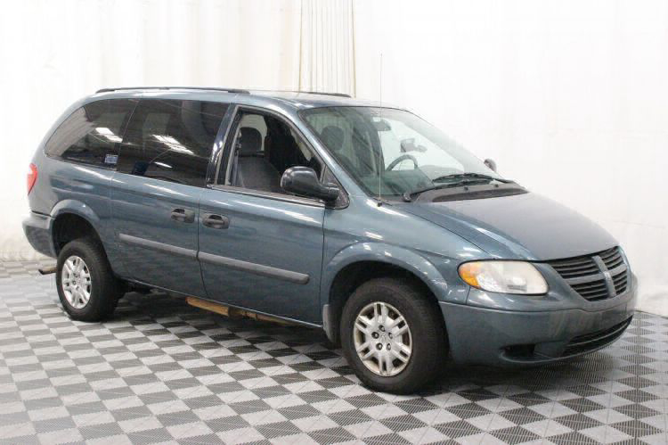 2006 Dodge Grand Caravan SE Wheelchair Van For Sale #4
