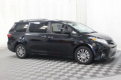 Commercial Wheelchair Vans for Sale - 2018 Toyota Sienna XLE ADA Compliant Vehicle VIN: 5TDYZ3DC0JS919963