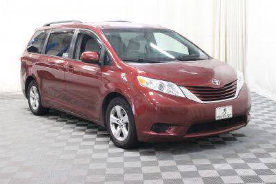 Commercial Wheelchair Vans for Sale - 2015 Toyota Sienna LE ADA Compliant Vehicle VIN: 5TDKK3DC0FS612522