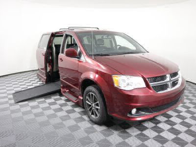 Used Wheelchair Van for Sale - 2017 Dodge Grand Caravan SXT Wheelchair Accessible Van VIN: 2C4RDGCG2HR848072