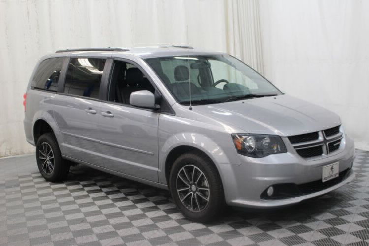 2017 Dodge Grand Caravan GT Wheelchair Van For Sale #27