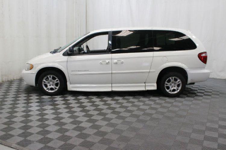 2002 Dodge Grand Caravan Sport Wheelchair Van For Sale #11
