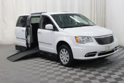 Handicap Van for Sale - 2016 Chrysler Town & Country Touring Wheelchair Accessible Van VIN: 2C4RC1BG9GR238704