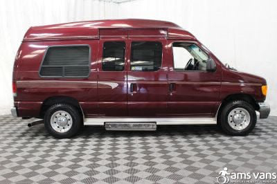 2005 Ford E-Series Chassis Wheelchair Van For Sale -- Thumb #14