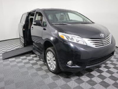 Used Wheelchair Van for Sale - 2017 Toyota Sienna Limited Wheelchair Accessible Van VIN: 5TDYZ3DC9HS876668